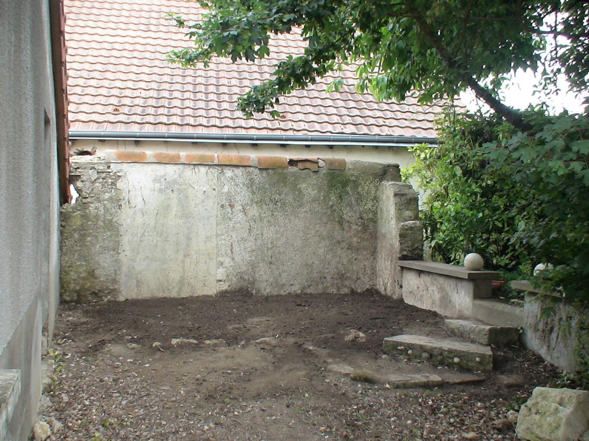 Zénitude au jardin » Aménagement de la cour